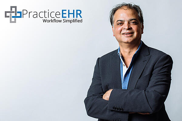 Khurshid Mughal, D CEO's Excellence In Healthcare Finalist