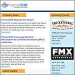 Insights, product updates and other news from Practice EHR