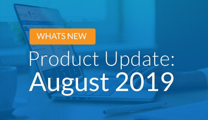 Latest Updates August