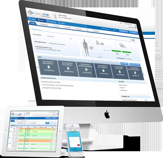 Medical records on ipad app