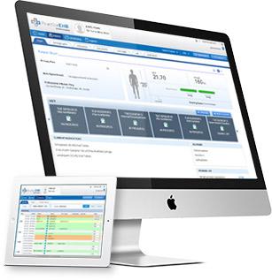 Cloud-based EHR